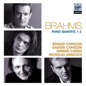 BRAHMS Piano Quartets