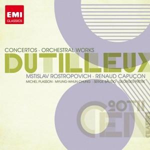 DutilleuxConcertos - Orchestral Works