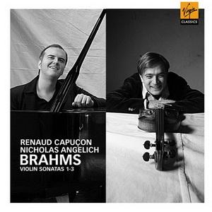 BRAHMS Violin Sonatas 1-3