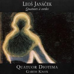 diotima -Leos Janácek-Quatuors à cordes