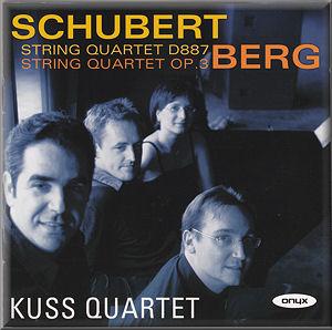 kussquartet-SCHUBERT
